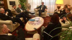 Parlamento de Italia reconoce a Juan Guaidó como presidente (E) de Venezuela