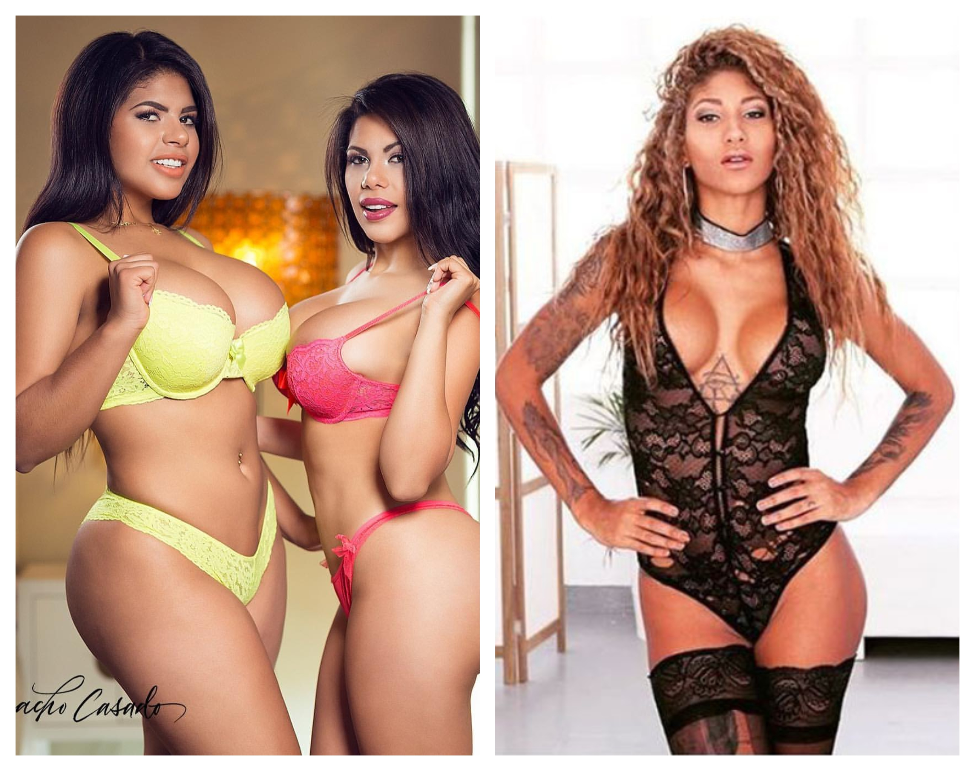 Actrices Porno España Fotos estas actrices porno venezolanas se habrían contagiado de