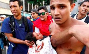 Venezolanos recuerdan a Bassil Da Costa y a Robert Redman a cinco años de sus asesinatos