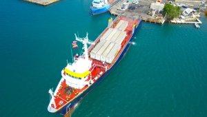 Barco de Puerto Rico parte con ayuda humanitaria para Venezuela (FOTOS)