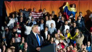 ALnavío: Trump pisa el acelerador en su lucha contra Maduro