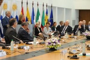 Grupo de Contacto en Montevideo cierra su primera reunión muy lejos de una conclusión