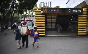 La INSÓLITA excusa del por qué la Línea 1 del Metro de Caracas no presta servicio este #23Ago