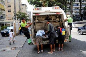 Cuando el camión de basura pulveriza ingresos y sentencia el cierre de comercios