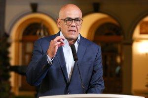 Jorge Rodríguez: No estamos dispuestos a cerrar el diálogo