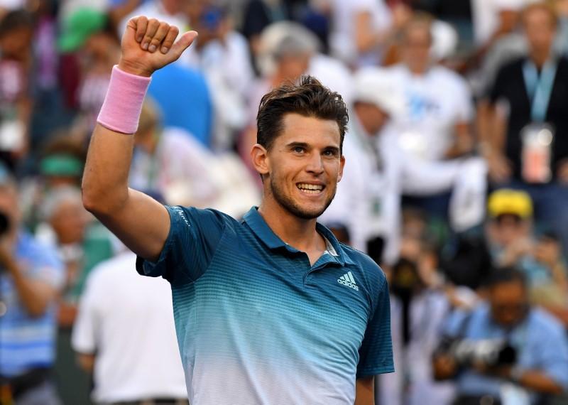 Federer Thiem