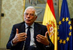 """""""Nadie puede pretender que sea como en Suiza"""": Borrell excusó falta de condiciones para el #21Nov"""