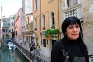La mexicana Margolles expone su trabajo sobre migración venezolana