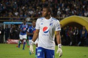 ¡Se queda! Wuilker Fariñez renovó su contrato con Millonarios FC