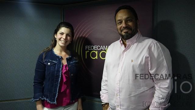 Génesis Oliva/ Fedecámaras Radio