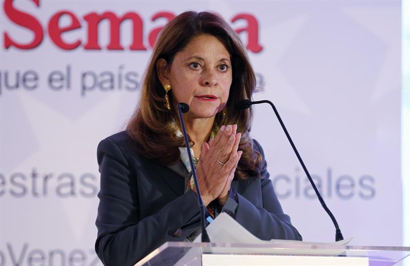 Vicepresidenta de Colombia asegura que no hay espacio para Maduro en el proceso de democracia que vivirá Venezuela