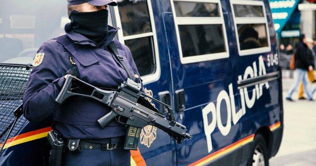Policía de España/ Imagen referencial