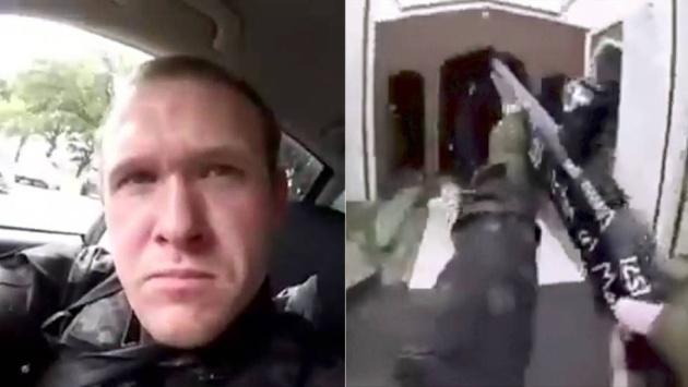 Nueva Zelanda Masacre Video Picture