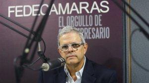 Fedecámaras: La crisis no viene por las sanciones individuales de EEUU, sino desde que Chávez comenzó a expropiar