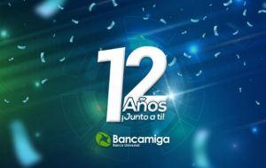 Bancamiga cumple 12 años colaborando con el crecimiento del país