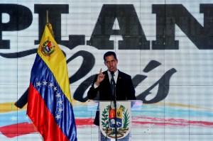 Guaidó en la presentación del nuevo Plan País: Este régimen asesinó a la V República (Video)