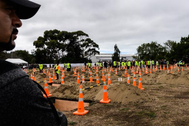 Atentado En Nueva Zelanda Hd: Las 50 Víctimas Del Atentado De Nueva Zelanda Fueron