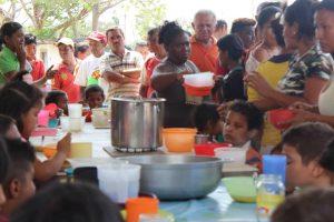 Fundación Humanismo y Progreso comenzó nuevo ciclo de jornadas alimentarias