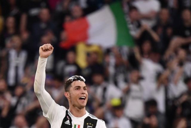 """La Juventus gana su octavo """"Scudetto"""" consecutivo y el primero en la era CR7"""