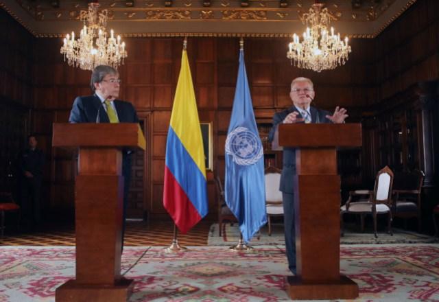 Enviado especial de ONU pide recursos urgentes para atender éxodo venezolano