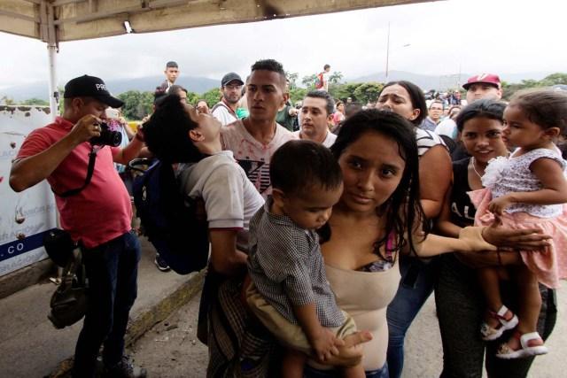 Sistema de salud en Cúcuta colapsado por demanda de venezolanos