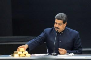 Bloomberg: Reservas en efectivo de Venezuela se hunden por debajo de 1 mil millones de dólares y el oro está bloqueado