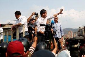 Este será el recorrido de Guaidó por el estado Zulia #13Abr