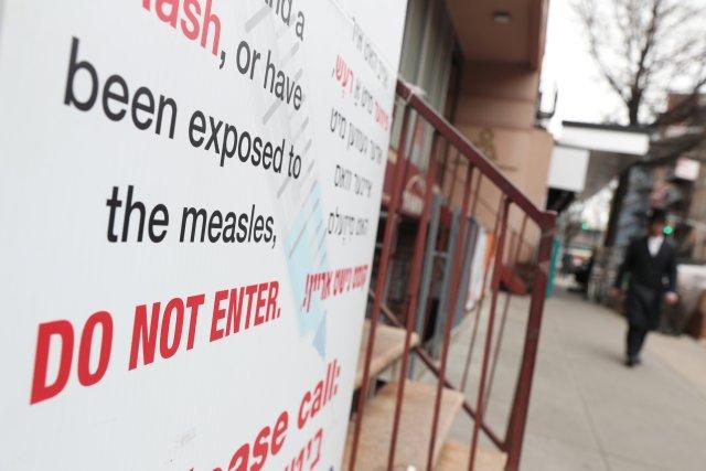 Los casos de sarampión se cuadriplicaron en el mundo durante los tres primeros meses de 2019