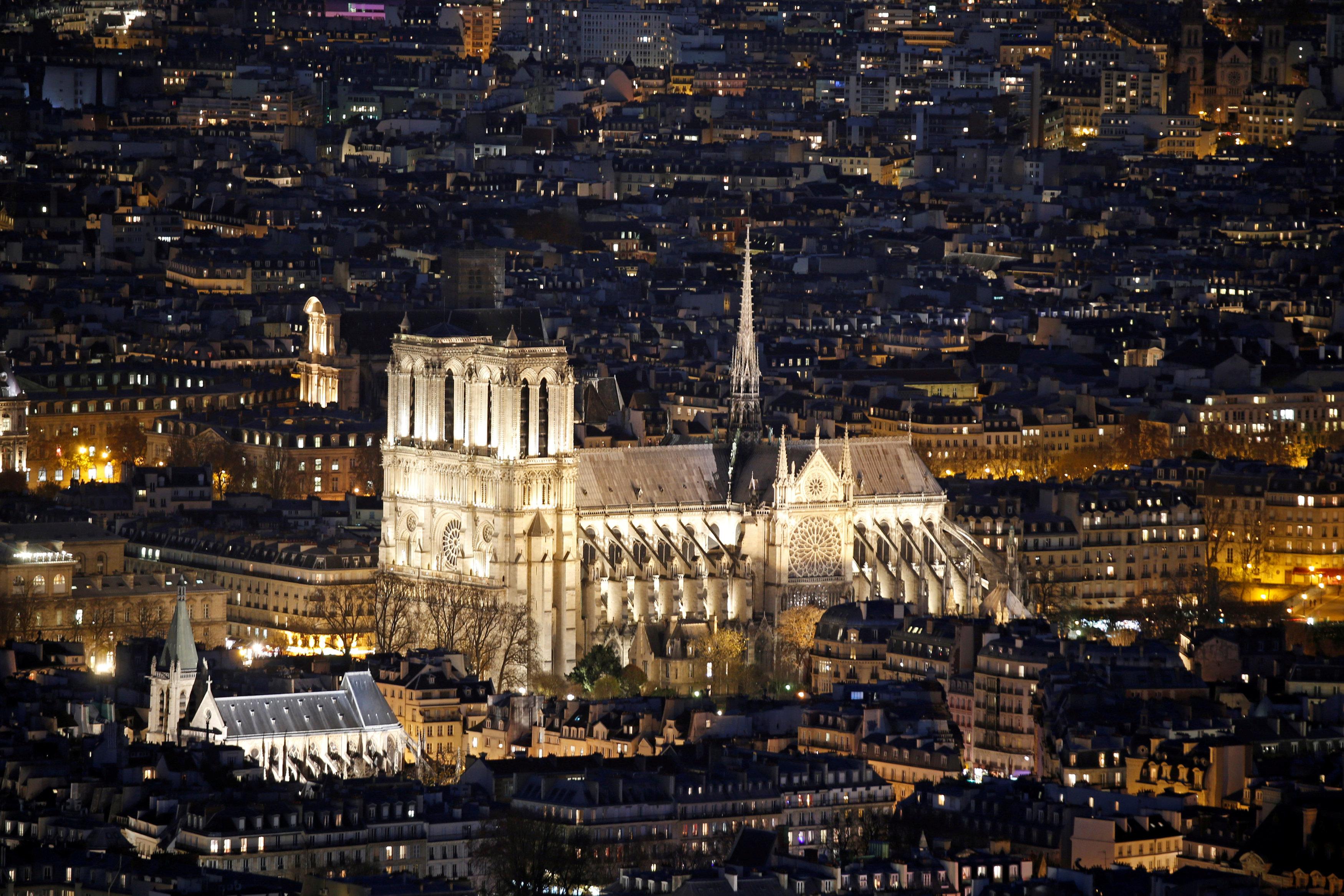 Así era la Catedral de Notre Dame antes del incendio (FOTOS)