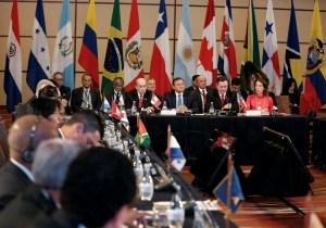 Grupo de Lima demanda el retiro de fuerzas militares extranjeras en Venezuela (Comunicado)
