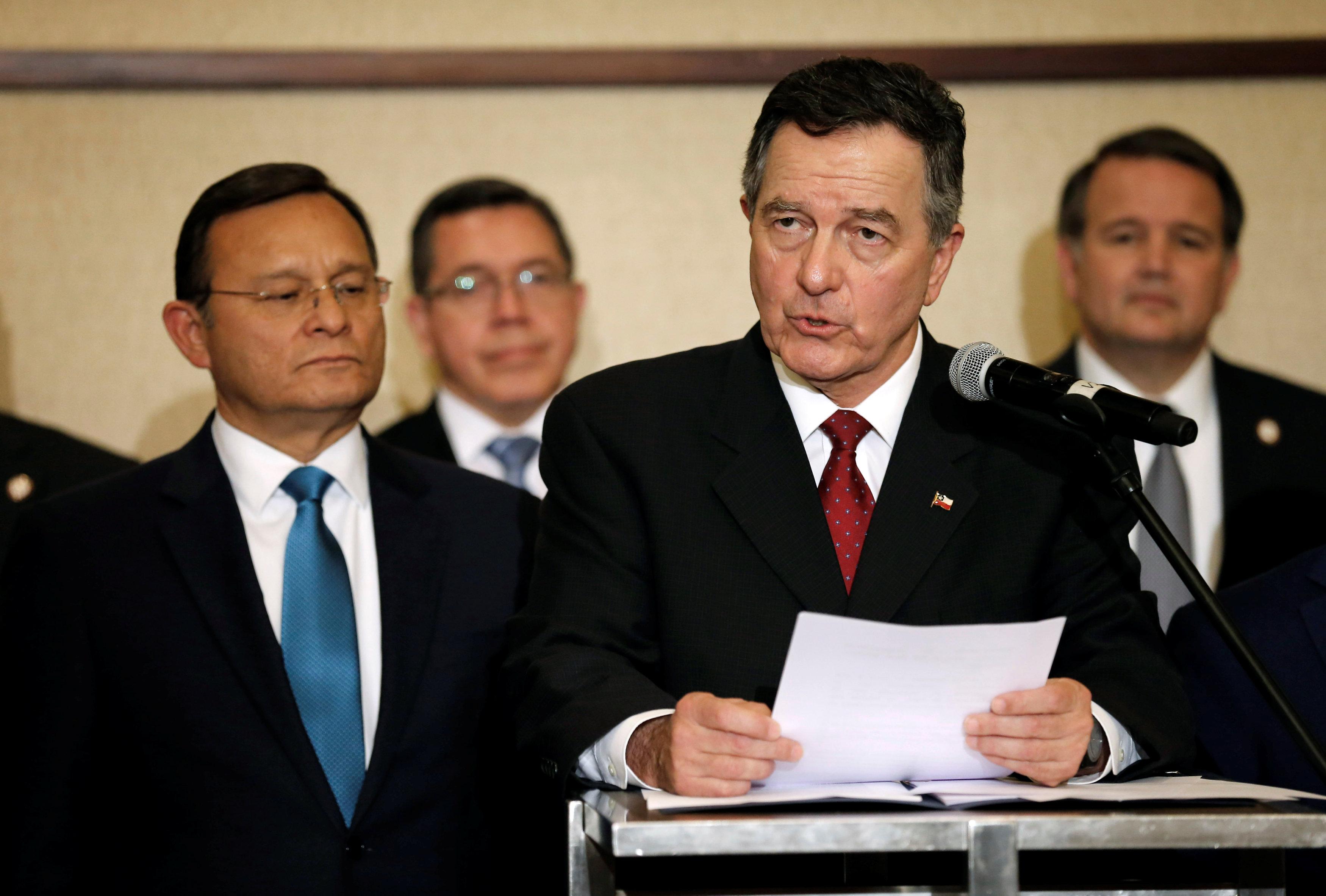 Grupo de Lima: Es indispensable el cese de la usurpación para realizar elecciones libres (Video)