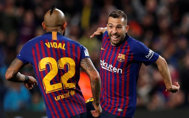 """La Liga es """"casi"""" azulgrana: Barça sufre para ganar, pero le coloca una mano encima al trofeo"""