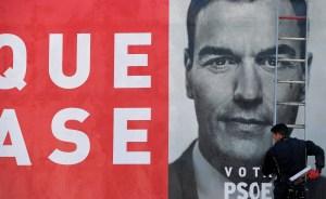 Socialistas y extrema derecha aumentan apoyo de cara a las elecciones en España