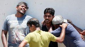 El mundo entero condena los atentados en Sri Lanka el día de Pascua