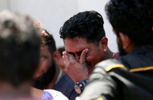 EN VIDEO: El momento de la explosión de una de las bombas que dejaron cientos de muertos en Sri Lanka