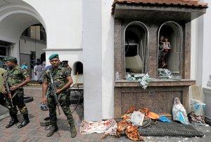 Sri Lanka decreta toque de queda y prohíbe las redes sociales tras atentados