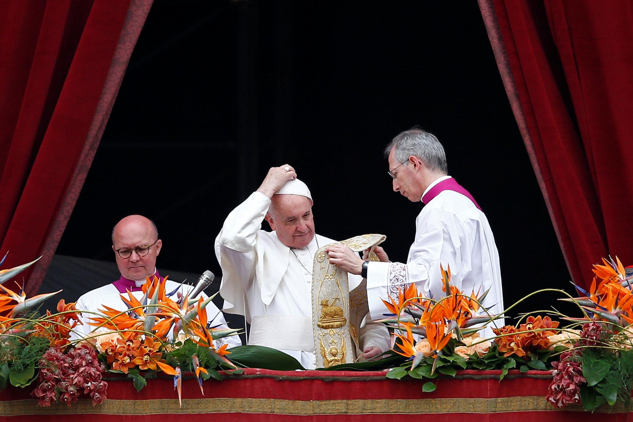 El Papa pide poner fin a las injusticias sociales, abusos y violencia en Venezuela