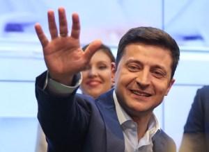 Nuevo presidente ucraniano pide más sanciones a Rusia por facilitar nacionalidad a separatistas