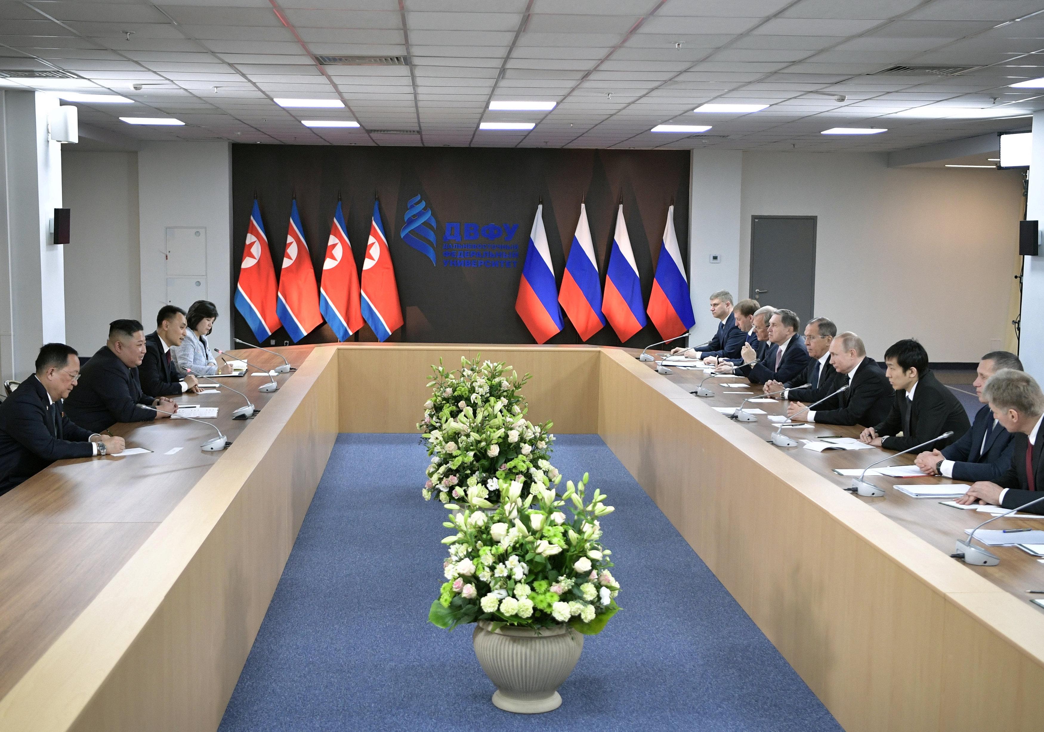Tras el fiasco con Trump, Kim reaviva los vínculos históricos con Rusia