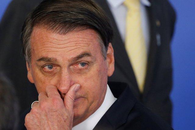 """Bolsonaro, """"triste"""" por el alto número de amputaciones de pene en su país"""