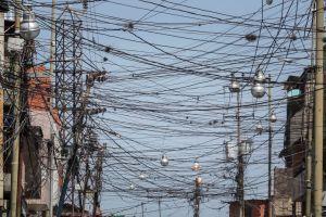 El insólito método para evitar los robos de cableado eléctrico en Apure (Video)