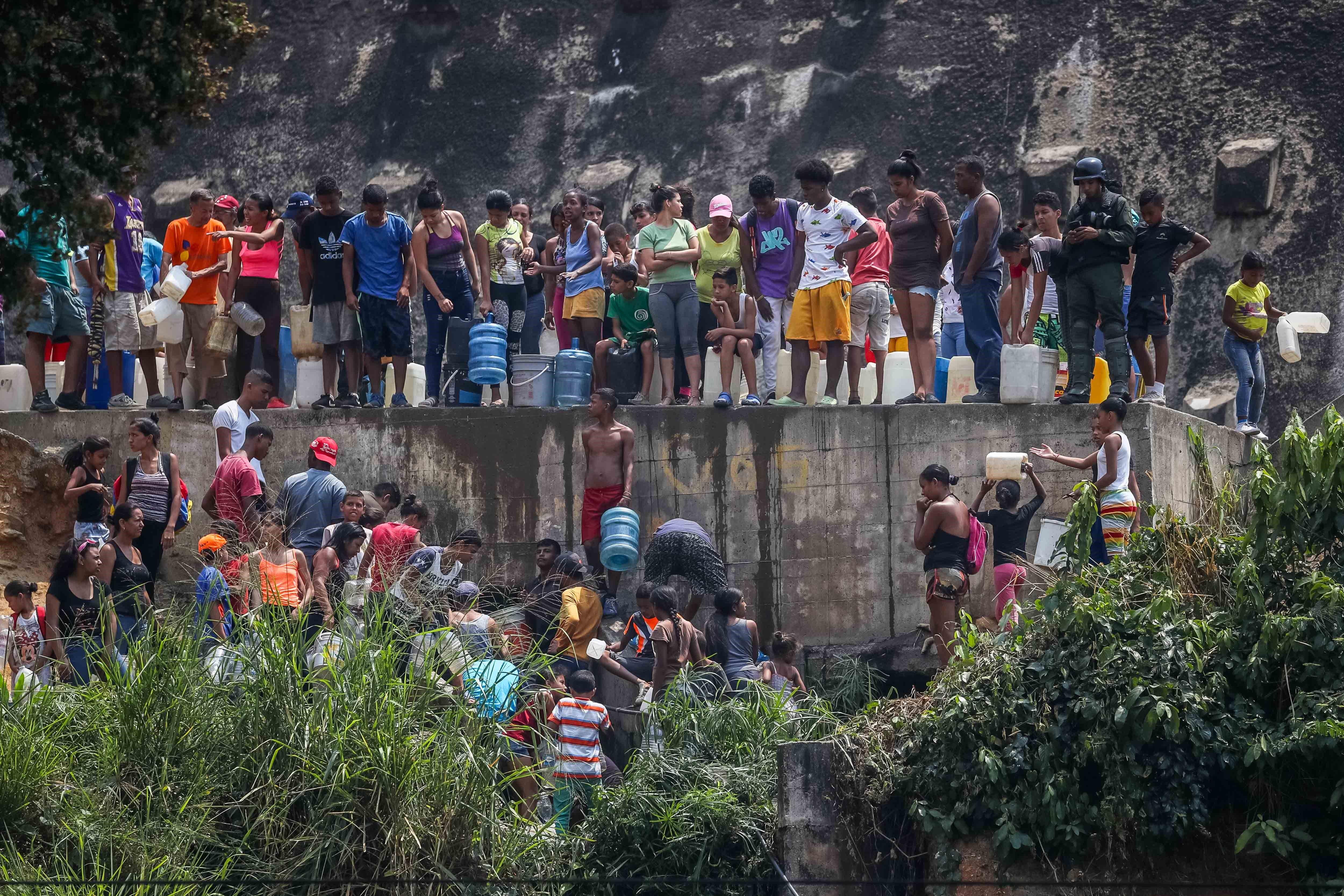 Uno de cada cuatro venezolanos necesita ayuda humanitaria  ¿cómo se llegó a esto?