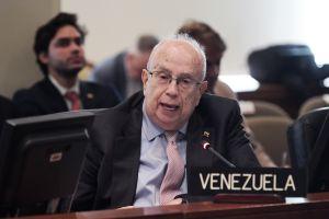 Copei Legitimo ODCA: El trabajo de Gustavo Tarre en la OEA ha sido admirable