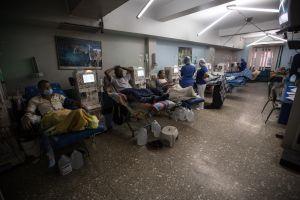 Racionamiento de agua y electricidad afecta a pacientes de diálisis en Maracaibo