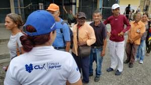 #ClxContigo benefició a 10 mil familias con alimentos no perecederos