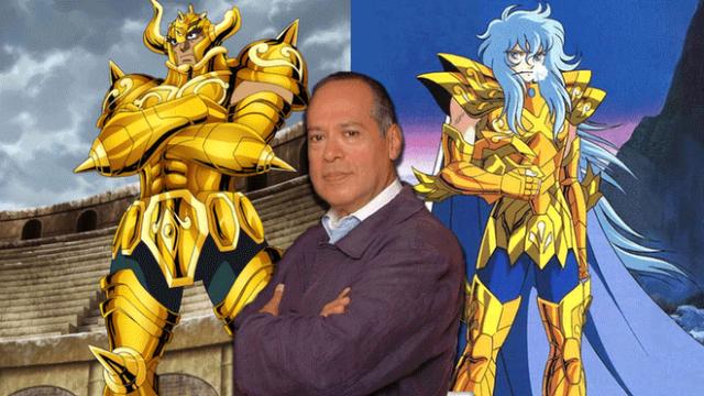 Murió actor que prestó su voz para Caballero del Zodiaco (FOTO)