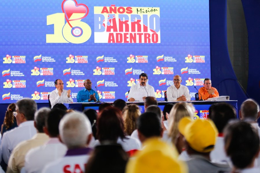 ¿Pa' lante y pa' tras? Maduro tras entrada de ayuda humanitaria: Venezuela no es mendigo de nadie (VIDEO)