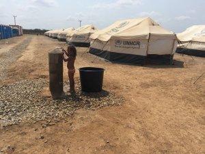 Así viven en campamentos de refugiados venezolanos que huyeron a Colombia
