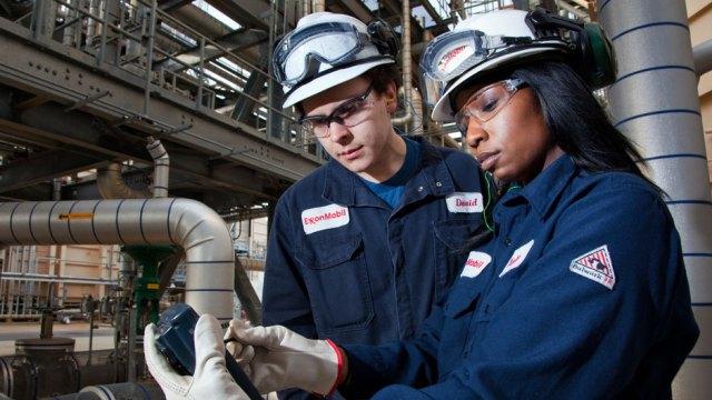 A los de Pdvsa: Miren lo que ganan los trabajadores promedio de las petroleras gringas (Prohibido llorar)