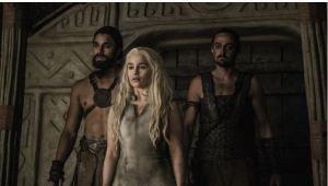 Game of Thrones: el insólito objeto que se filtró por error en el episodio 4